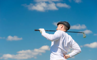 Acupuncture to Treat Golf Aches, Pains, and Injuries